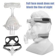 Masque Nasal automatique CPAP, masque de sommeil avec couvre-chef, taille S/M/L, adapté à la Machine CPAP, connecter le tuyau et le nez