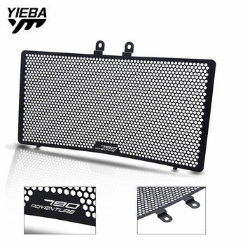 Motorcycle Accessories moto Radiator Grille Cover Guard Stainless Steel Protection For KTM 790 Adventure/790 Adventure R/S 2019