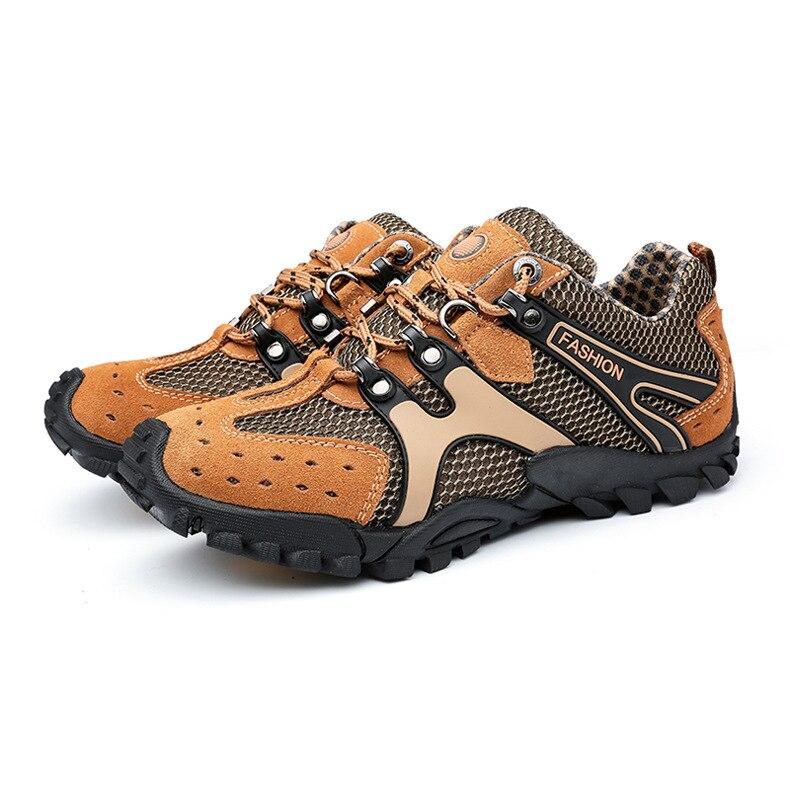 2020 chaussures d'alpinisme de maille de chaussure d'eau d'interférence rapide - 2
