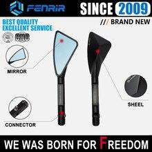 цена на FENRIR CNC motorbike mirror motorcycle Rearview for honda benelli hyosung BMW suzuki Yamaha KTM kawasaki aprilia triumph ducati