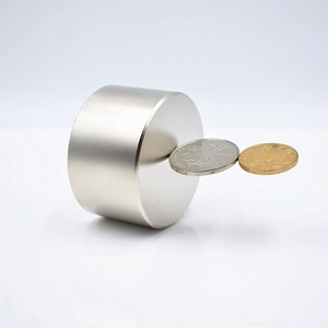 Image 1 - N52 Neodymium magnet 50x30 mm super strong magnets 40x20mm round powerful permanent magnetic Rare Earth NdFeb HOT gallium metal