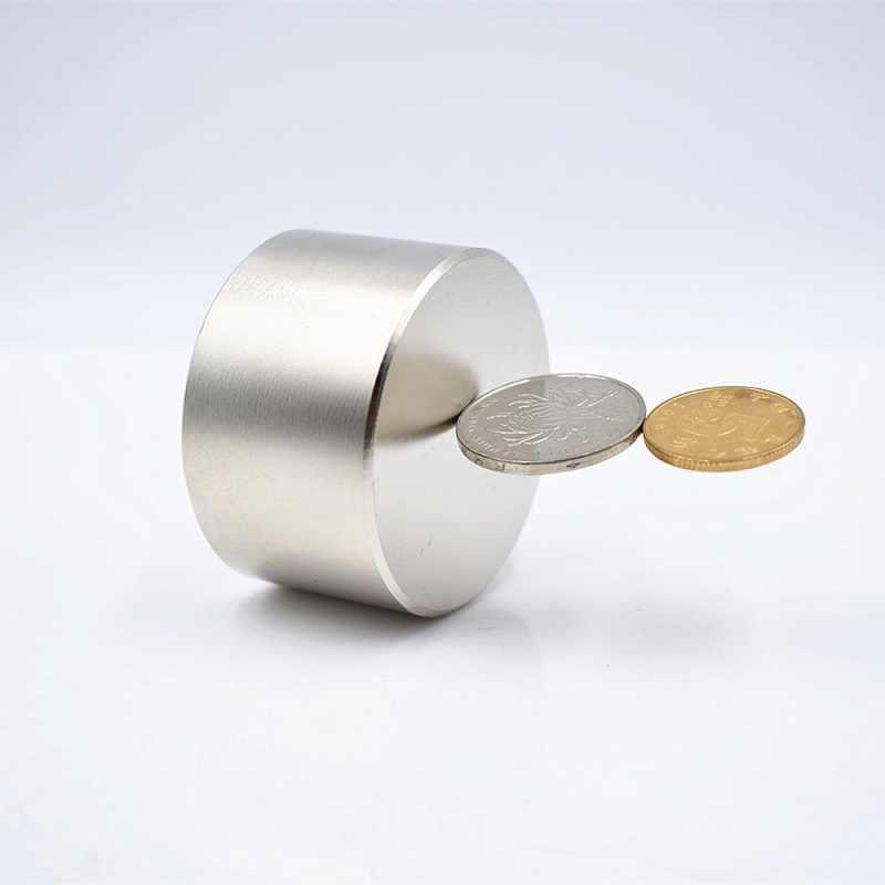 N52 Magnet Super Stark Magnete NdFeB Neodym 40x20mm Neodym Extra Stark rund ^