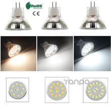 Mr11 gu4.0 lâmpadas led spotlight 2w 3w 4 ac/dc 12v 24v 30v fresco quente branco lâmpada substituir a luz de halogéneo 5733 smd 9 12 15 chips led