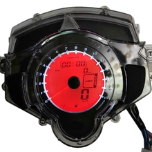 Digital-Gauge Tachometer Lcd Oeter-Display for Yamaha Lc135 7-Color Motorcycle-Instrument