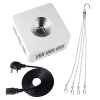 COB 100W Integrated Plant Growing Lamp 32*3W LED Grow Light AC85 ~ 265V for Veg and Flowering Greenhouse Growing Lamp Kit