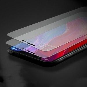 Image 5 - Matte Gehärtetem Glas Für Xiaomi Mi 8 8SE 8PRO 8 lite Frosted Anti blue Ray Screen Protector Für Xiao mi 8 pro Schutz Glas