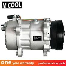 High Quality Auto Ac Compressor For Audi A3 1.6L 1.8L 1.9L TT Quattro 1.8L 3.2L TT 1.8L 1 J0820803F 1J0820803K 1J0820803L printio audi tt