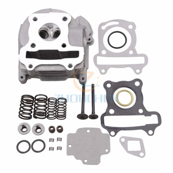 ASSY cylinder heads for gy6 50cc 139qmb moped