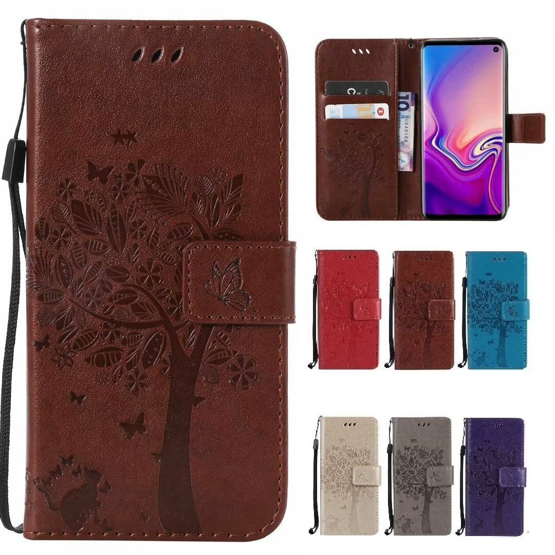Luxury PU Leather Case Wallet Flip Magnetic Cover With Card Holders Cases For teXet TM-5083 Pay 5 3G TM-5081 TM-5077 image