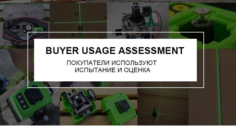 PRACMANU лазерный уровень зеленый 12 линий 3D уровень самонивелирующийся 360 горизонтальный и вертикальный крест супер мощный зеленый лазерный уровень