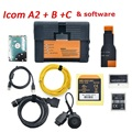 2019 ICOM A2+B+C Support Diagnostic & Programming Function for BMW cars Motorcycles repair diagnostic tool ICOM A2 with software