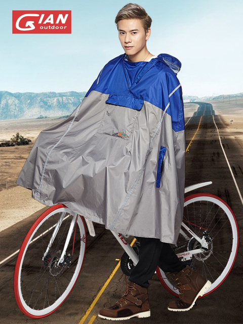 Breathable Bike Electric Cars Raincoat Poncho Outdoor Bicycle Rainwear Waterproof Suit Rain Jacket Hiking Capa De Chuva Gift