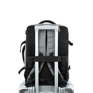 Image 5 - Spruzzi Computer Portatile da 15.6 pollici Zaino Anti Furto Degli Uomini di Oxford Zaino Da Viaggio Sacchetto di Scuola del sacchetto di Mano Femminile Mens Bagpack mochila XA302ZC