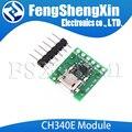 Мини-загрузчик CH340E MSOP10 USB для TTL Module Pro