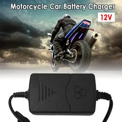 Car Battery Charger 12V Portable Auto Trickle Maintainer Boat Motorcycle RV Battery Wall Charger Car Accessories