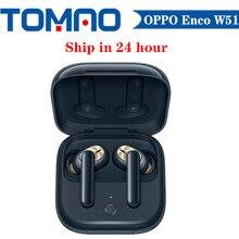 OPPO Enco W51 W31 TWS Kopfhörer Bluetooth 5,0 Geräuschunterdrückung Drahtlose Kopfhörer Musik Headset Für Reno 4 Pro 3 Finden x2 Pro