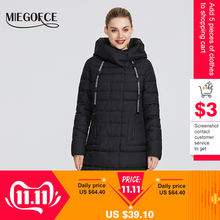Coat Winter Women's Collar