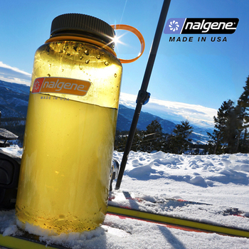 Nalgene Outdoor Sports Water Bottle Portable Leakproof Plastic Bottle Fitness Drinkware Travel Hiking Water Cup 1000ML large plastic sports water bottle kitchen accessories coffee mug bottle for water shaker portable cup leakproof sports bottle tj