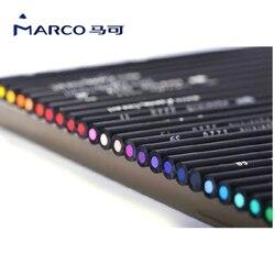 Kolorowe kredki 24/36/48 Prismacolor zestaw kredek do artysty oleju zestaw kredek sztuki piśmienne profesjonalny rysunek Lapis zestaw kolorów na