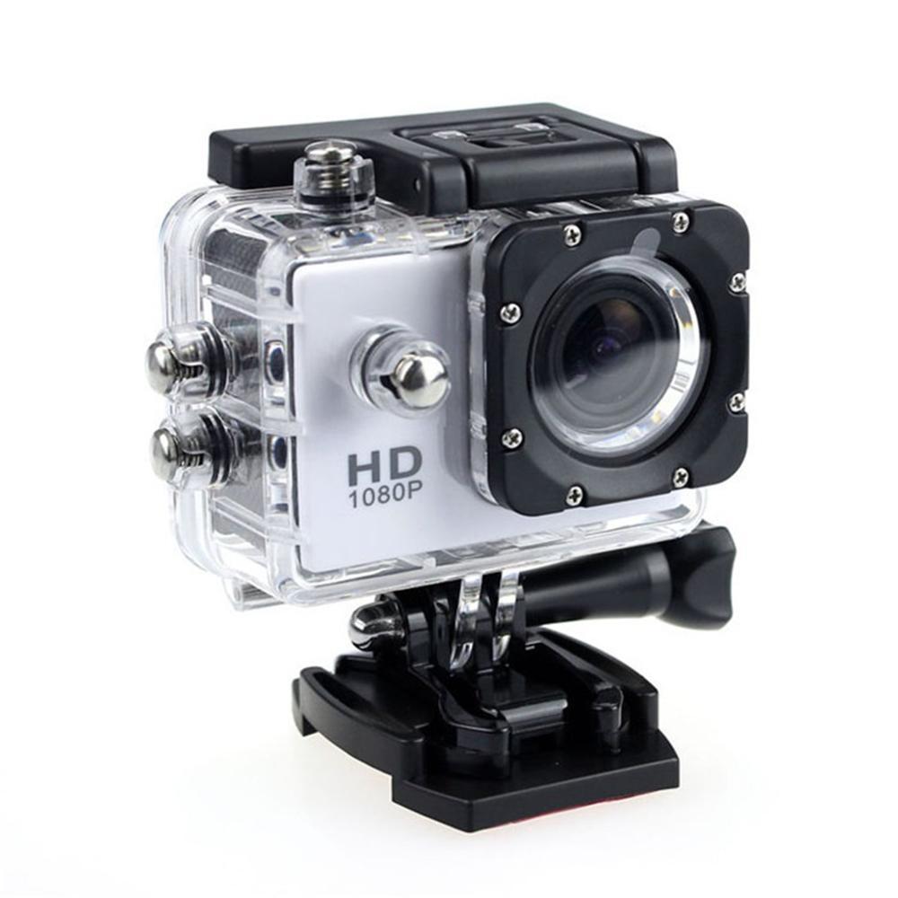 Outdoor Mini Sport Action Unterwasser Kamera Wasserdichte Cam Farbe Bildschirm Wasserdicht Video Überwachung