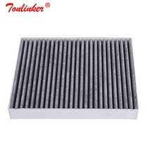 Cabin Air Filter Fit For Ford Explorer 5 2.0T 2.3 3.5T 3.5L Model 2011 2012 2013 2014 2017 Year 1Pcs Filter Set Car Accessories