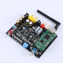 Nvarcher جهاز فك تشفير الصوت الرقمي AK4493 ، الألياف المحورية ، DAC ، CSR8675 ، Bluetooth 5.0 ، APTX HD ، AK4118 ، متوافق مع XMOS ، Usb 24 بت