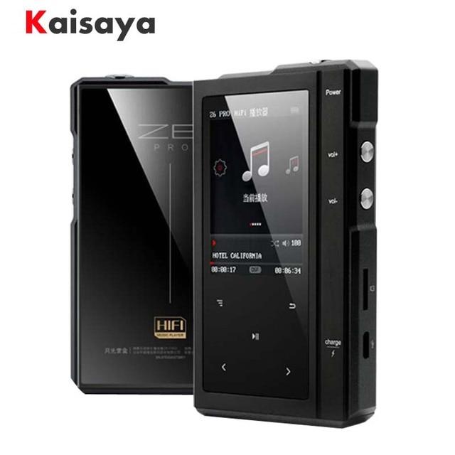 Moonlight Z6 PRO Z6pro DSD256 ES9018Q2C DAC sound card Dual Core CPU OTG TFT LCD Hifi Music mp3 Player D1 006