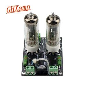 Image 2 - GHXAMP 6Z4 المعدل المزدوج أنبوب Preamplifier الصفراوية المعدل تصفية المجلس التجريبي امدادات الطاقة واحدة مزدوجة الطاقة لف