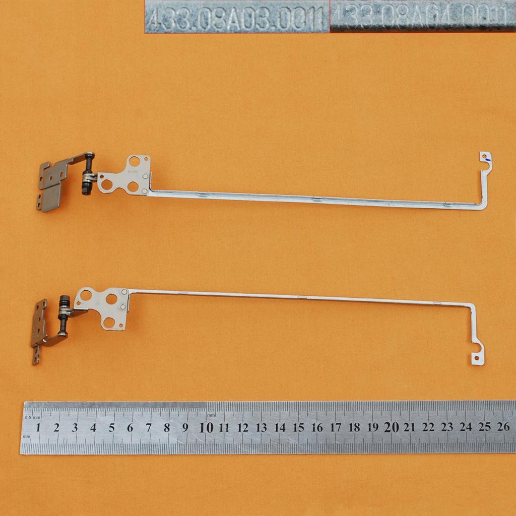 LCD Screen Hinge Set Left Right for Lenovo V110-14 V110-14AST