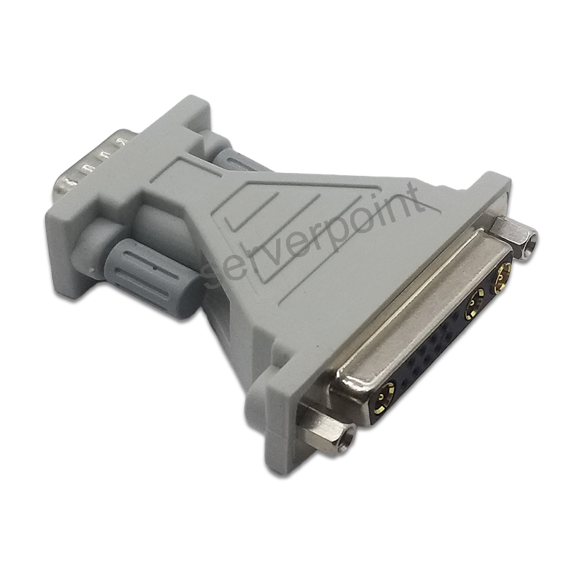 130-4195-01 For VIDEO PORT ADAPTER CONNECTOR PC VGA 13W3-FEMALE HD15P-MALE