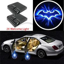 2X Auto Led Car Led Wireless Door Led Welcome Light Projection Lamp for Renault Laser Buld for Lada for BMW for Volvo for Toyota 2x auto led car led wireless door led welcome light projection lamp for renault laser buld for lada for bmw for volvo for toyota