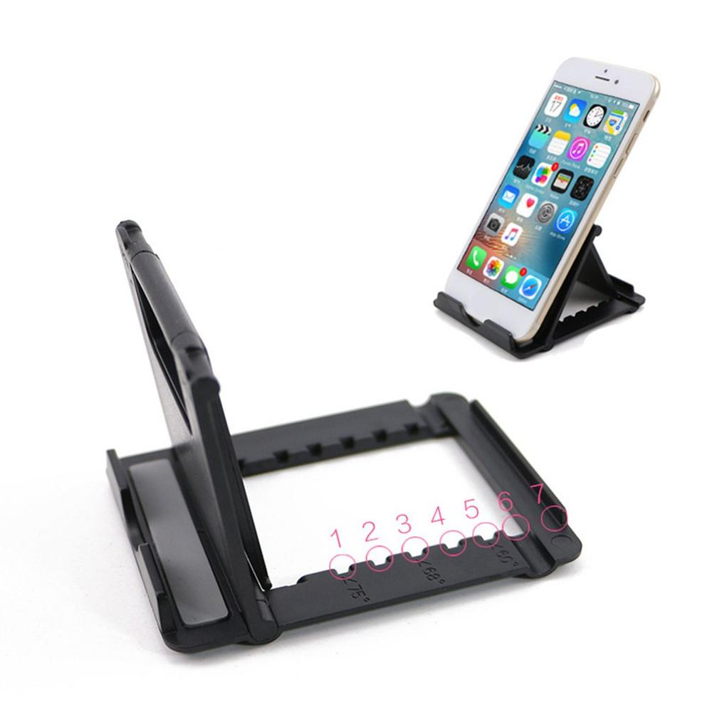 Portable Universal Non-slip Phone Holder Foldable Desktop Tablet Stand Holder For Xiaomi Samsung Smart Phone