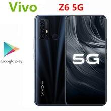 Original vivo z6 5g telefone móvel 6.57
