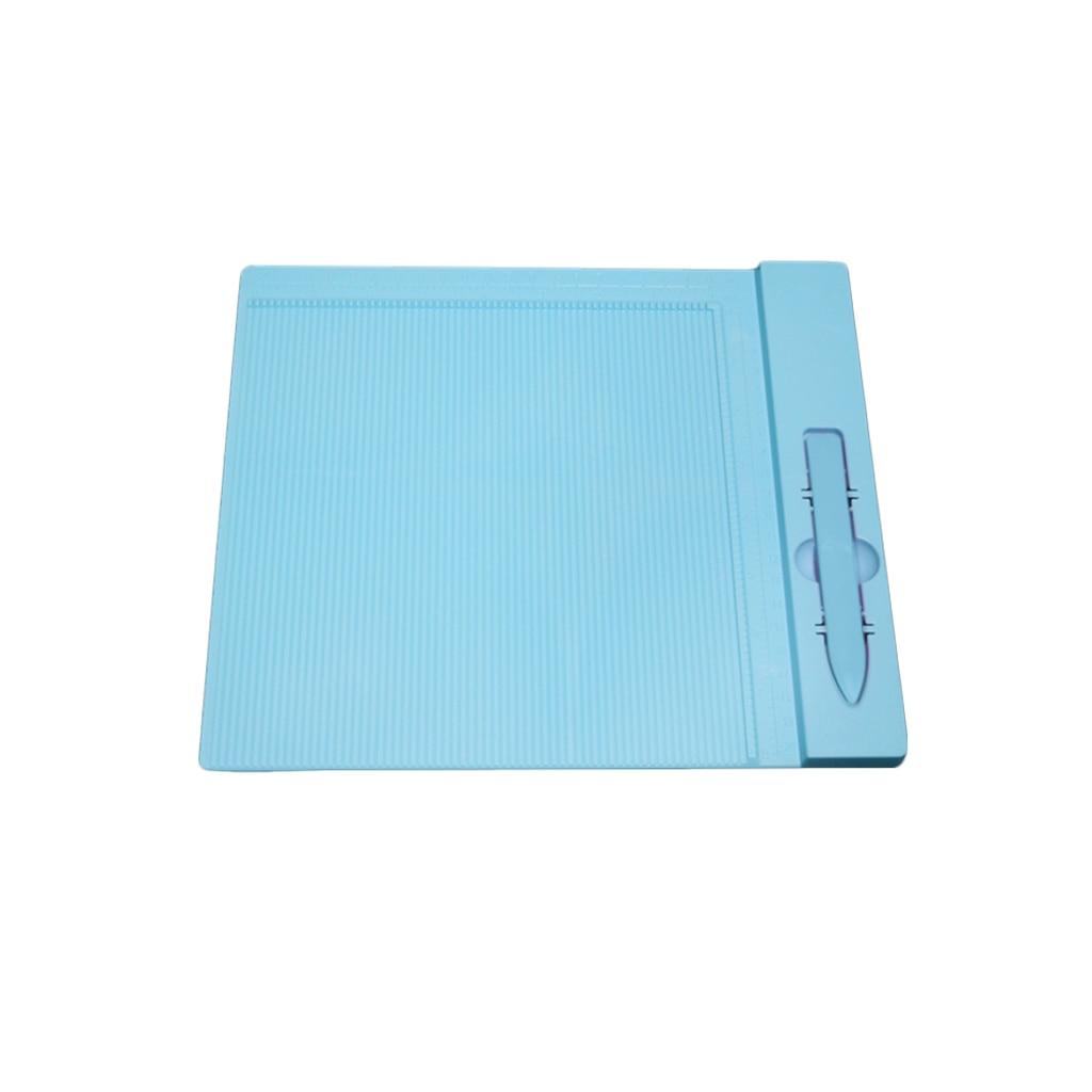 Professional Mini Score Scoring Board Measuring Tool For Origami Envelope Card Folder Tools