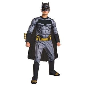 Children dark muscle rider Batman child costume party dress superhero carnival suits overalls superhero clothes cosplay