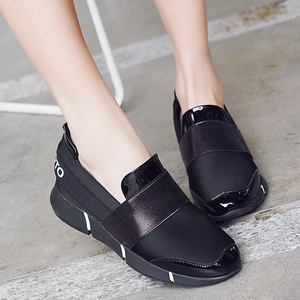 Image 5 - BANGJIAO 여성 캐주얼 로퍼 통기성 여름 플랫 신발 여성 슬립 캐주얼 신발 New Zapatillas Flats Shoes Size 35 40