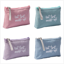 Cosmetic New Portable Women Makeup Bag Toiletry Bag Travel Wash Pouch Cosmetic Bag Make Up Organizer new fashion travel women cosmetic bag pvc floral transparent waterproof portable makeup bag toiletry wash pouch organizer bag