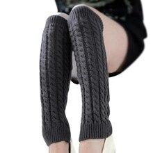 Лидер продаж; модные гетры; женские теплые гольфы; зимние вязаные однотонные вязаные гетры; носки; манжеты; гетры; Гольфы;# P5