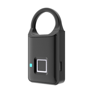 Image 4 - ANGOOD P5 Smart Fingerprint Padlock Security Door Lock Touch Anti Theft USB charge for Backpack Suitcase Handbag Luggage