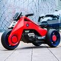 Mini crianças motocicleta elétrica crianças 1-3 triciclo pode se sentar
