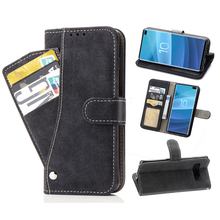 Flip Leather Wallet Case For Huawei P30