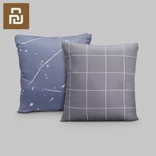 Youpin Maiwei многофункциональная подушка одеяло антибактериальное перо шелковое ядро сатиновая хлопковая ткань без швов без молнии