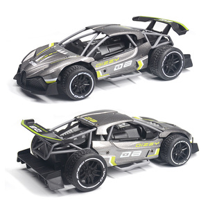Image 2 - RC Car 1:16 2.4G Remote Control Car Radio Remote Control Racing Car Toy For Kids Gifts RC Models
