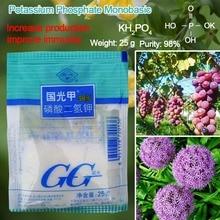 Bonsai Potassium Surface-Fertilizer Phosphate Dihydrogen for Garden Flower-Immunity Leaf