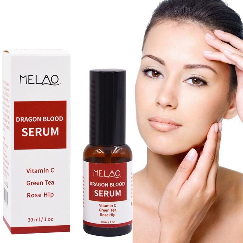 New Dragon Blood Serum Anti-Wrinkle Essence Firming Skin Moisturizing Smooth Fine Lines Facial Anti-aging Serum Nourishing Skin