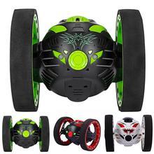 SJ88 4CH 2,4 GHz пульт дистанционного управления прыгающий автомобиль с вращающимися колесами детская игрушка