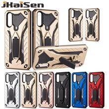Jkaisen suporte da caixa do telefone para vivo s1 à prova de choque armadura capa protetora caso de volta para vivo s7 kickstand caso caso caso