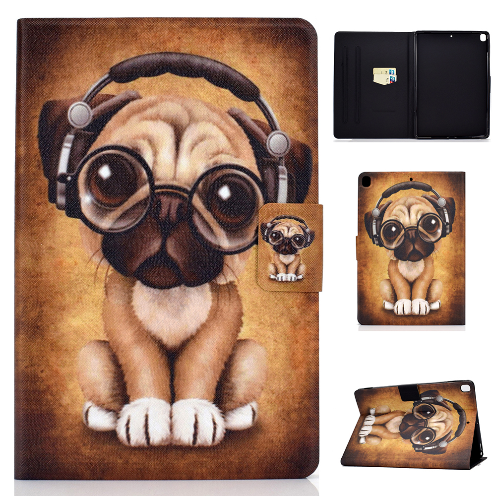 inch A2198 Funda 10.2 Fashion 10.2 iPad 2019 A2200 Stand Case Case A2232 For Tablet Flip