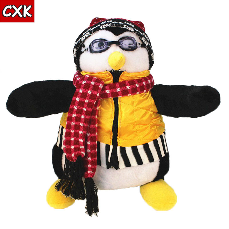 Friends Plush Doll Toy Penguin Hugsy Joey 45cm Plush Stuffed For Kids Birthday Christmas Gift