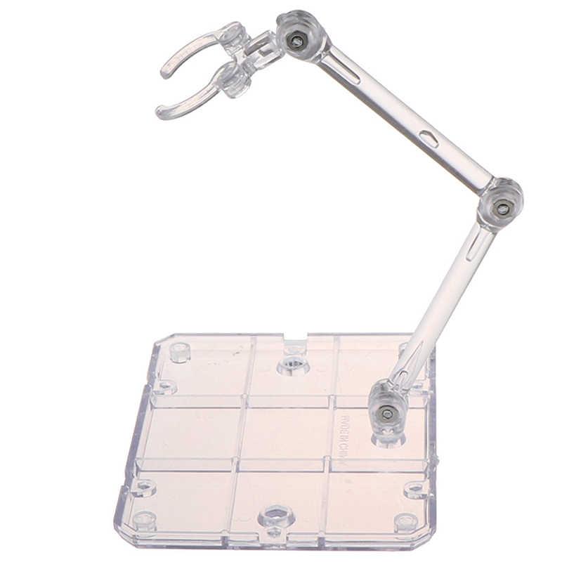 1Set Action Figure Base Suitable Display Stand Bracket for HG 1//144 Cinema Game